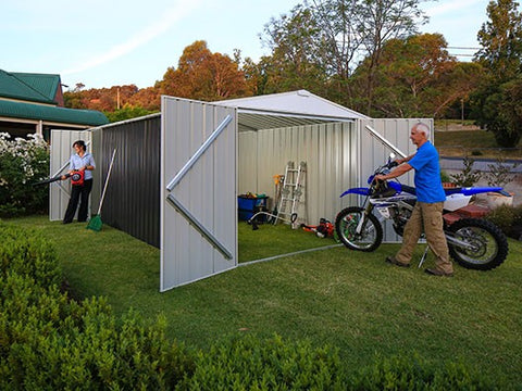 Top 5 Reasons Why You Need a Shed