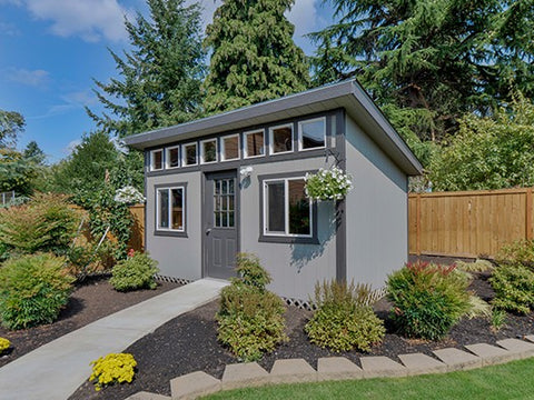 Top 10 Luxe Shed Ideas