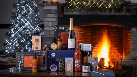 Christmas and New Year Hampers