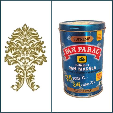 ONE Can. 100g  Rajnigandha, Pan Masala. Export Quality. BB May 2017.