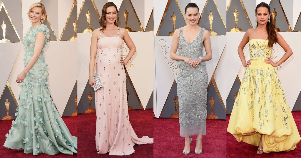 oscars 2016 most talked about cate blancett alicia vikander