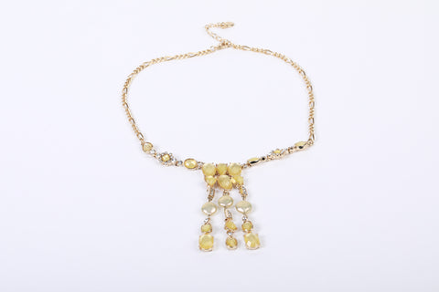 Creamy Pearls Necklace