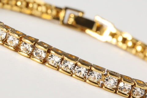 Diamante Bracelet Gold