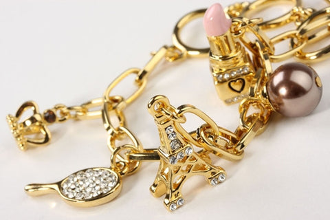Soir Du Paris Bracelet Gold