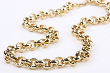 Nautical Belcher Chain Silver