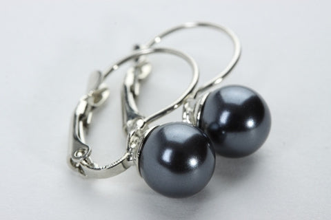French Style Bead Earrings