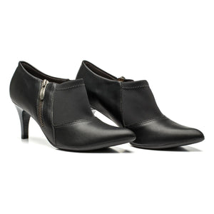 Piccadilly 745031-886 Women Ankle Boot Black