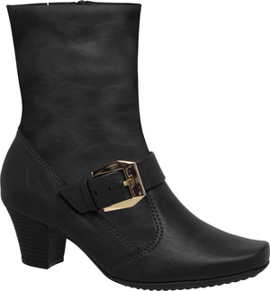 Piccadilly 111028-128 Women Boot Black