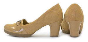 Piccadilly 12004-757 Women Fashion Shoe Nude