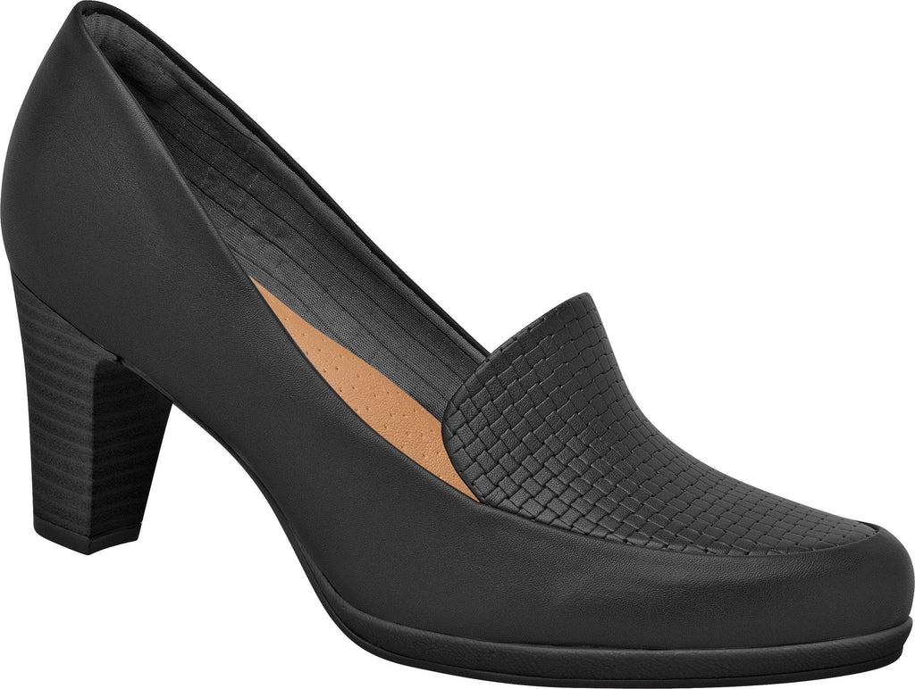 Piccadilly 130171-828A Women Business Shoe Black