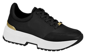 Women Fashion Sneaker Vizzano 1308.100 Glam Black