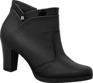 Piccadilly Ref: 131069-1133 Short Ankle Boot With Pendant