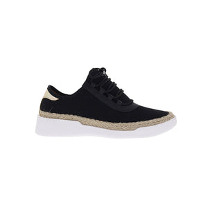 Vizzano 1328.100 Women Fashion Sneaker in Black Gold