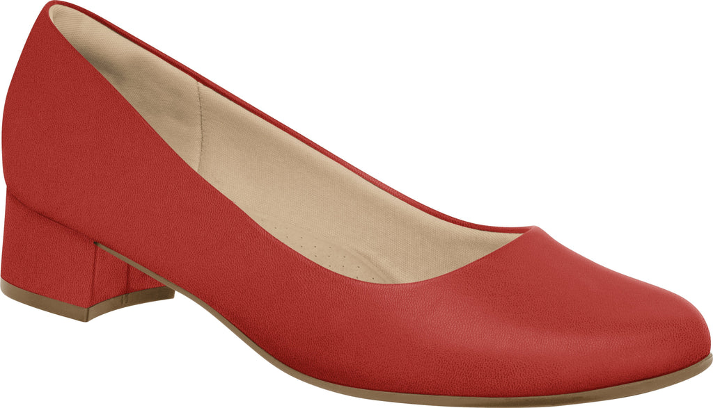Ref: 140110-1136 Women Classic Court Low Heel Shoes