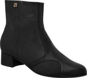 Piccadilly Ref: 141078 Women Short Maxitherapy Boot Black