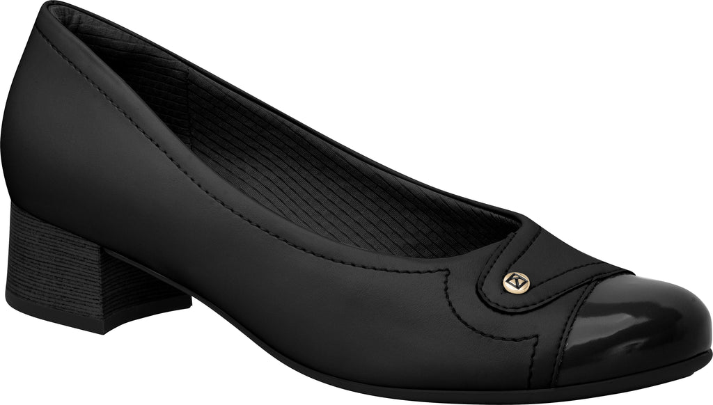 Piccadilly 141097 Women Business Style Shoe in Black