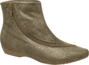 Piccadilly 257004-50 Women Ankle Boot Flat