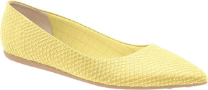 Piccadilly 274001-375 Women Shoe Flat Amarela