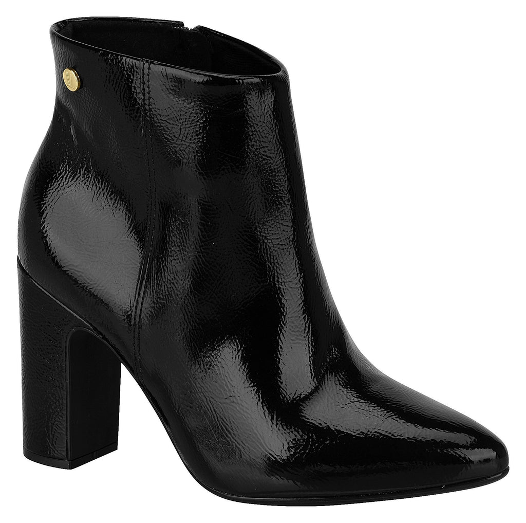 Vizzano 3068.100 Women Fashion Comfortable Ankle Boot in Glam Black