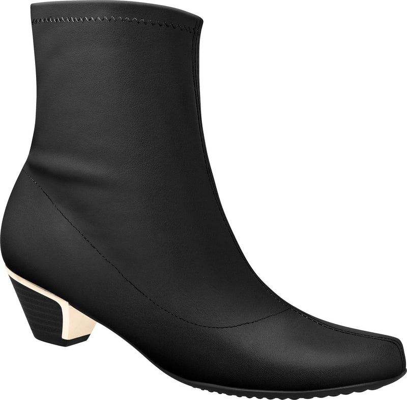 Piccadilly 320206-855 Women Ankle Boot Black