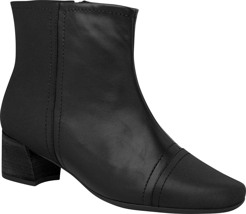 Ref: 320275-1177 Women Comfort Fashion Ankle Boot Med Heel