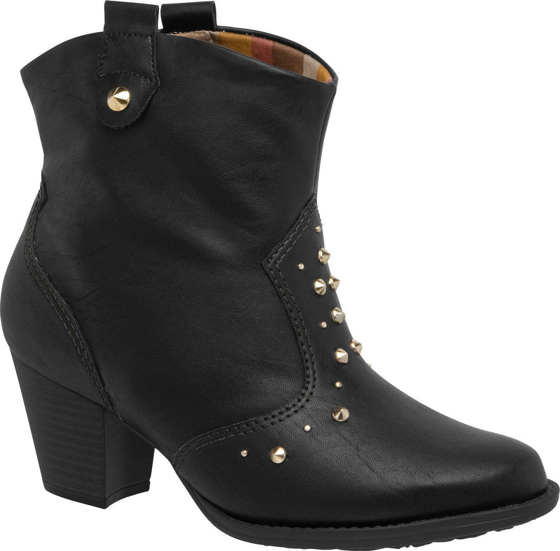 Piccadilly 325008-71B Women Ankle Boot Cowboy Style