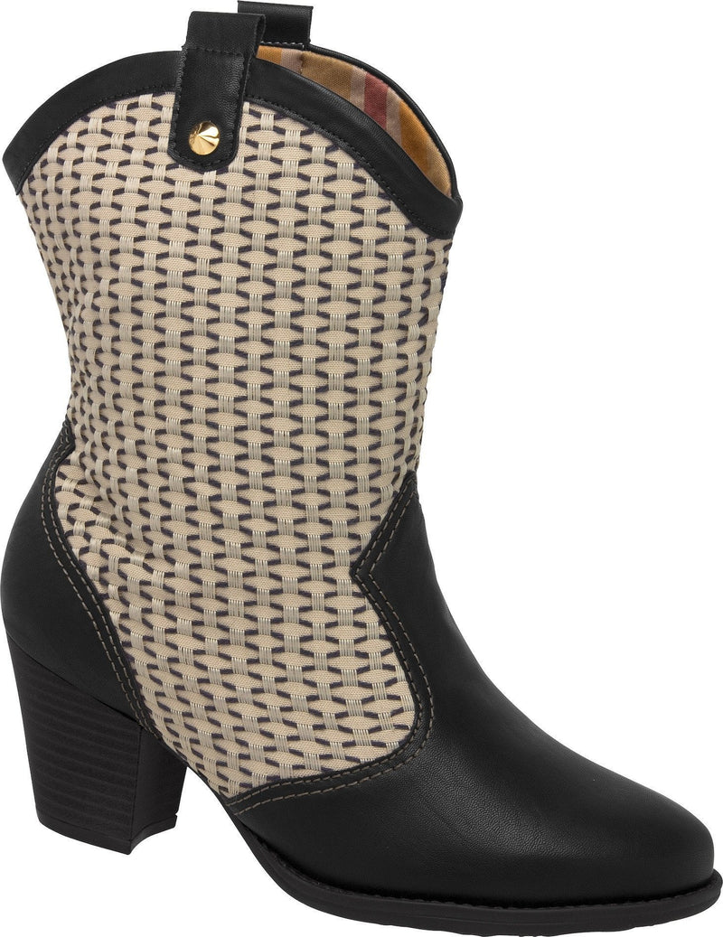 Piccadilly 325011-167 Women Ankle Cowboy Boot