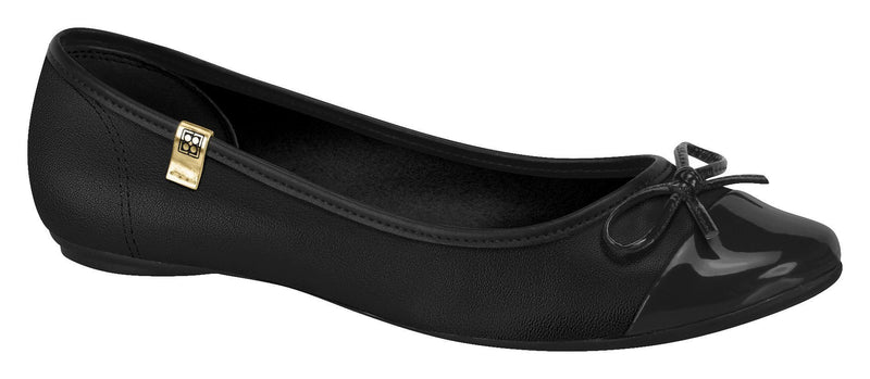 Beira Rio 4135.243-1275 Women Ballet Flat in Black