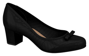 Beira Rio 4777.364-1220 Women Fashion Shoes in Painted Black