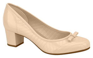 Beira Rio 4777.364-1246 Women Fashion Shoes in Painted Beige