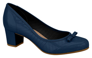 Beira Rio 4777.364-1263 Women Fashion Shoes in Painted Navy