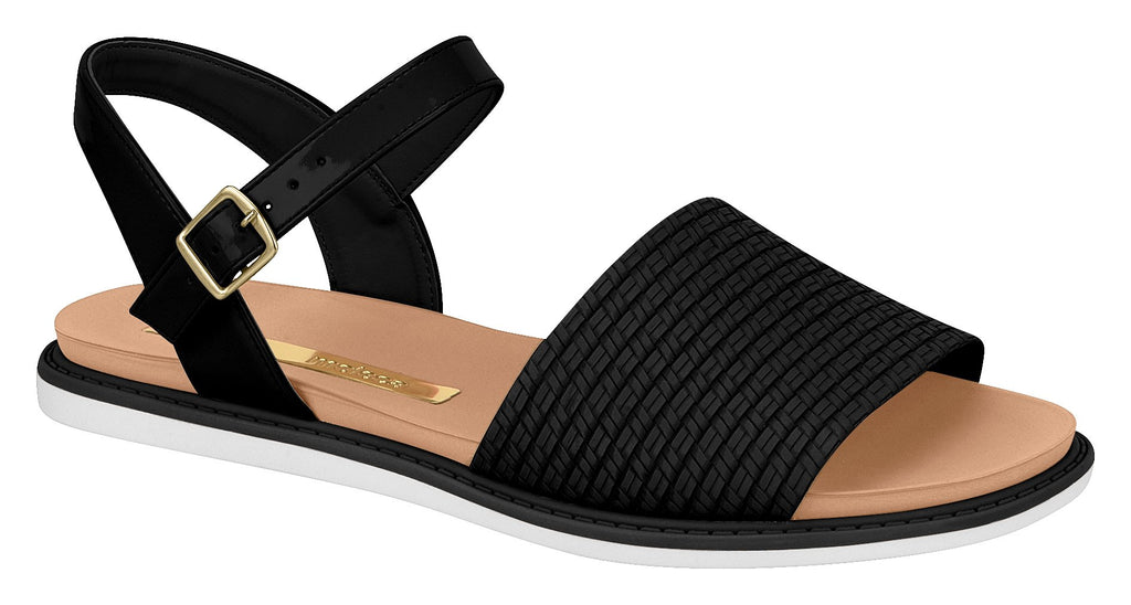 Moleca 5443.104 Women Flat Sandals in Black