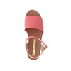 Moleca 5443.104 Women Flat Sandals in Coral