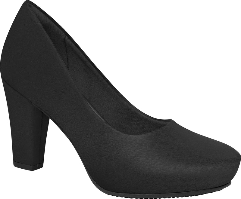 Piccadilly 693001 Women Court Business Shoe in Black