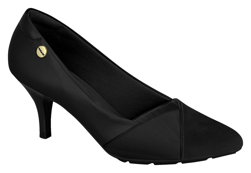 Beira Rio 7013.643 Women Fashion Business Classic Scarpin Shoes in Black