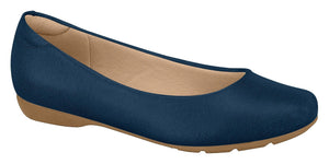 Women Fashion Flats Low Heel in Navy Modare 7016.300
