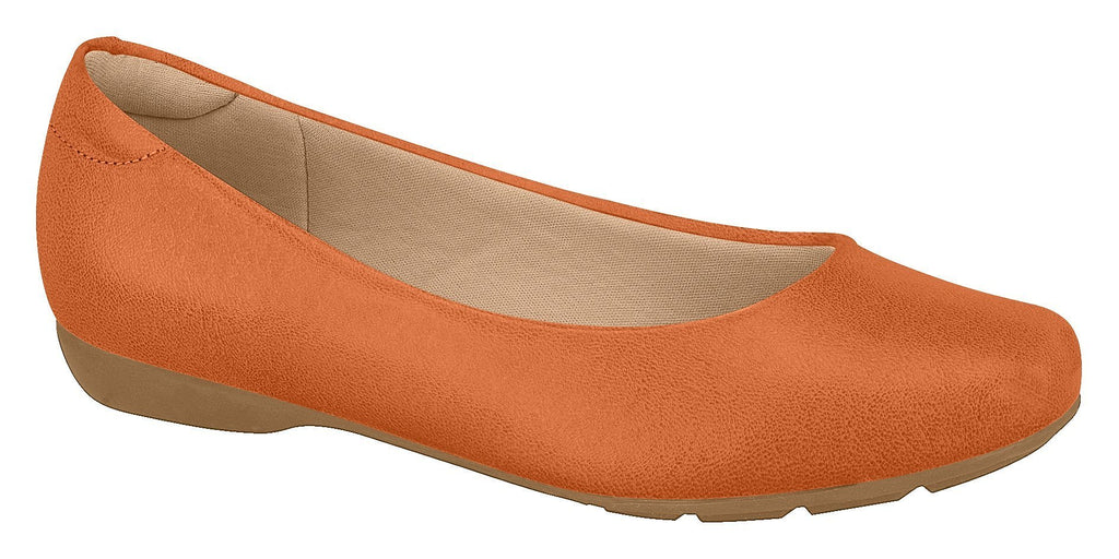 Women Fashion Flats Low Heel in Terracotta Modare 7016.300