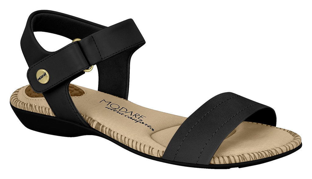 Modare 7025.350 Women Fashion Sandal in Black