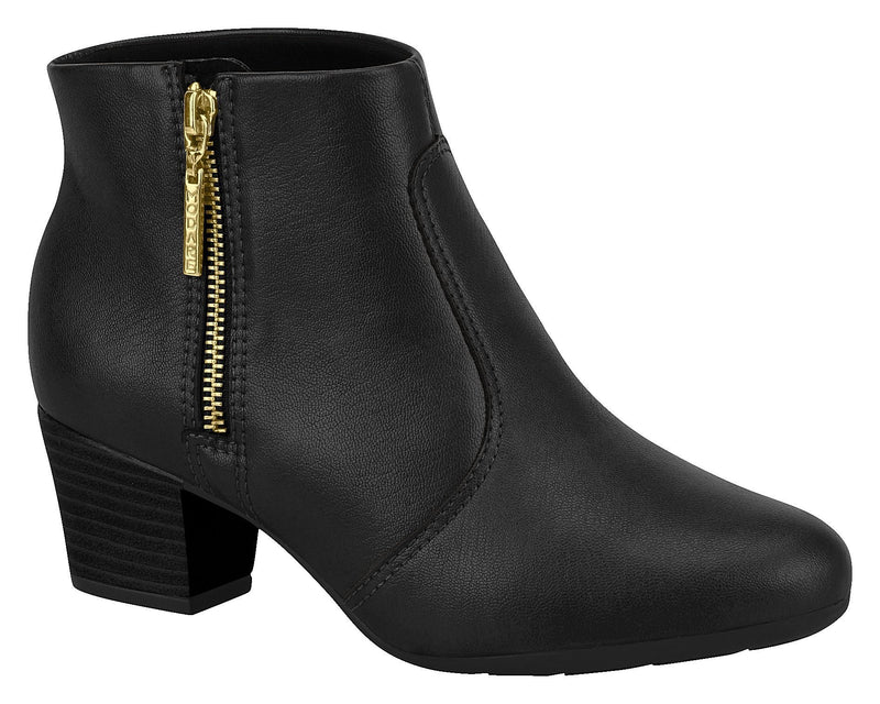Modare 7046.115 Women Fashion Ankle Boot in Black
