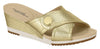 Modare 7123.104 Women Fashion Slipper in Golden