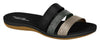 Modare 7125.100 Women Fashion Slipper in Multi Black