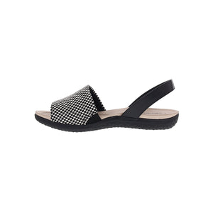 Modare 7125.216 Women Fashion Sandal in MultiBlack