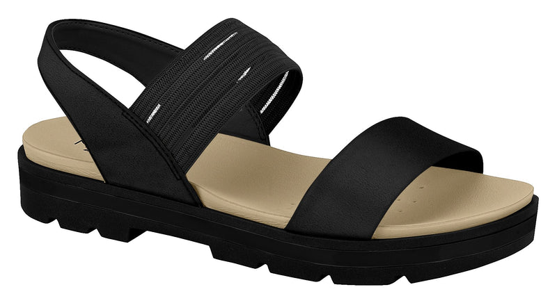 Modare 7132.107 Women Fashion Sandals in Black
