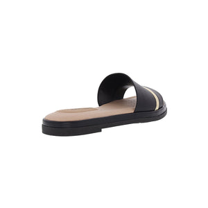 Modare 7139.100 Women Fashion Slipper in Black