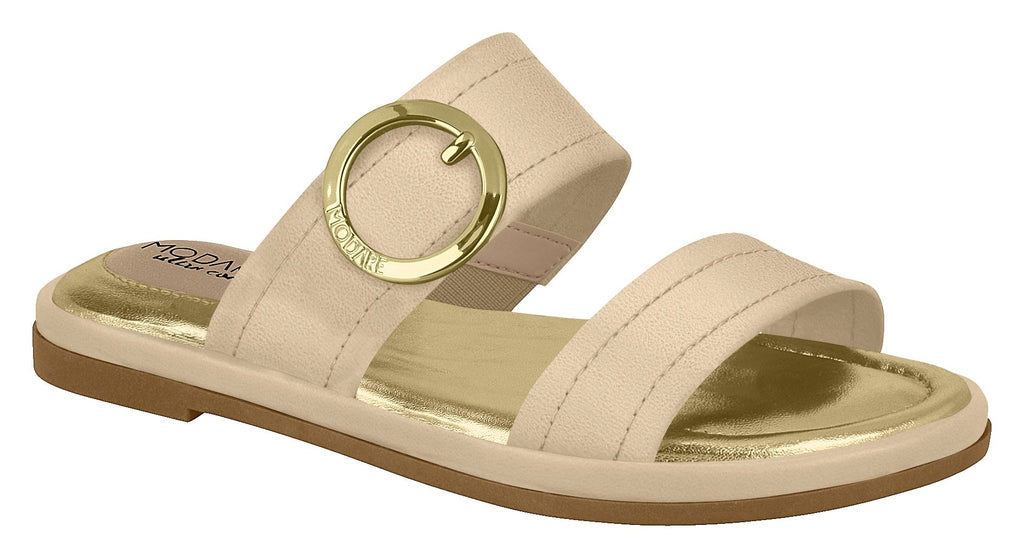 Modare 7139.102 Women Fashion Slipper in Beige
