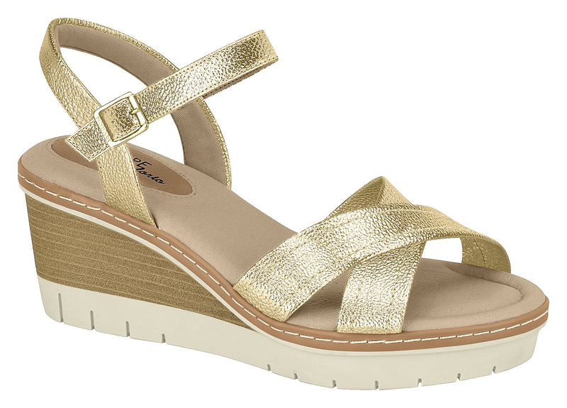 Modare 7140.102 Women Fashion Sandal in Gold