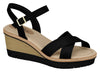 Modare 7140.102 Women Fashion Sandal in Black