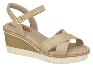 Modare 7140.102 Women Fashion Sandal in Beige