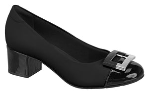 Beira Rio 7316.107-1219 Women Fashion Shoe Comfort in Black