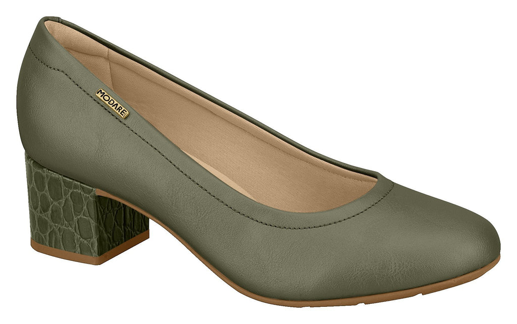 Modare 7316.109 Ultracomfort Women Fashion Business Shoe in Moss
